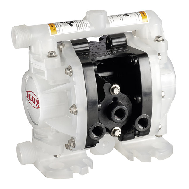Flux air operated diaphragm pumps fdm flux pumps product category air operated diaphragm pumps fdm in injection moulded version ccuart Choice Image