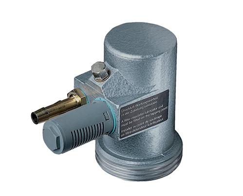 Motors flux pumps for Air powered gear motor